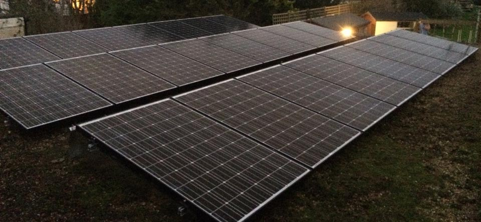 Selsey 6.7kW solar panel installation by Wagner Renewables