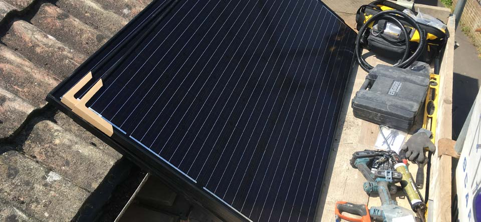 Wagner Renewables DIY SOS Big Build case study Yapton