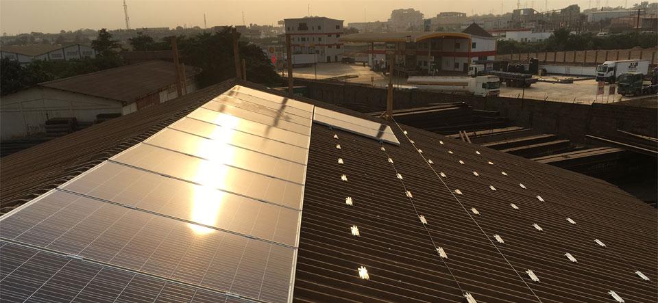 Wagner Renewables Sethi Steel case study Ghana