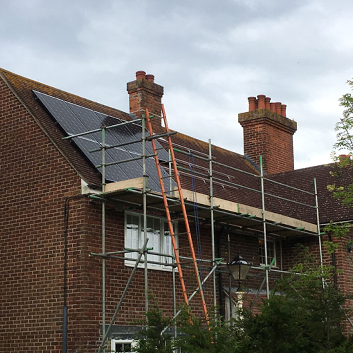 Stubbington case study | Wagner Renewables