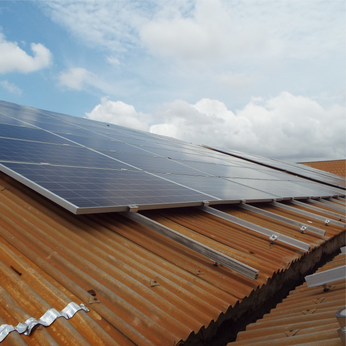Qualiplast, Ghana case study | Wagner Renewables