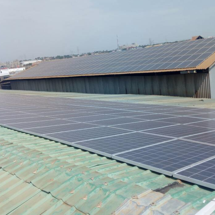 Sethi Steel case study | Wagner Renewables