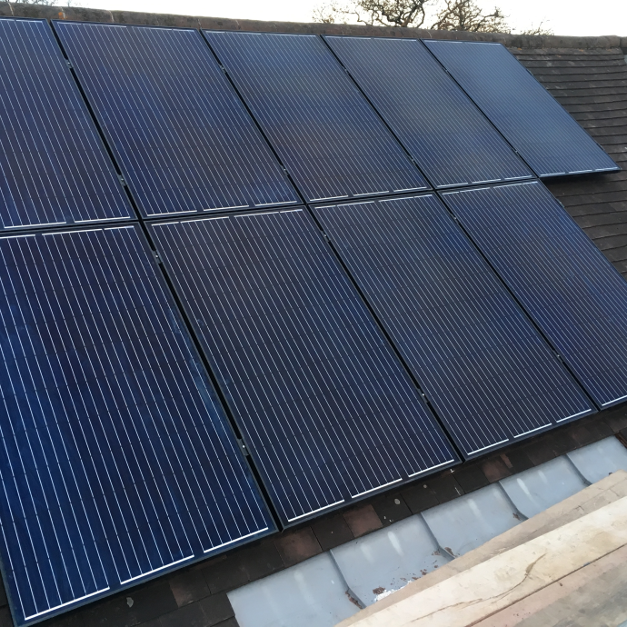 Milland, Hampshire case study | Wagner Renewables