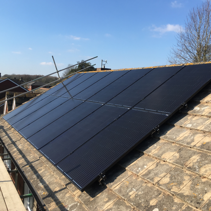 Funtington, West Sussex case study | Wagner Renewables