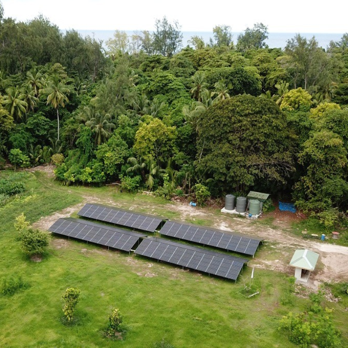 Denis Island, Seychelles case study | Wagner Renewables
