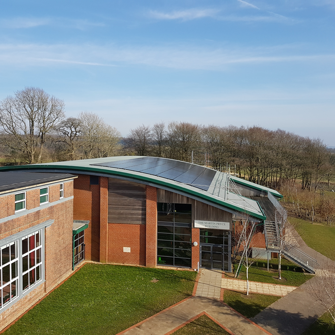 Ditcham Park, Hampshire case study | Wagner Renewables
