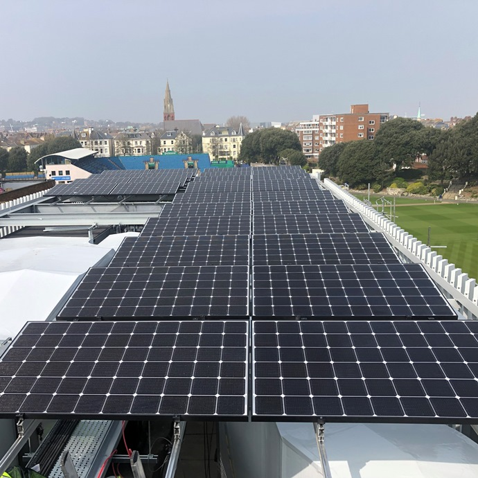 Eastbourne, Sussex case study | Wagner Renewables