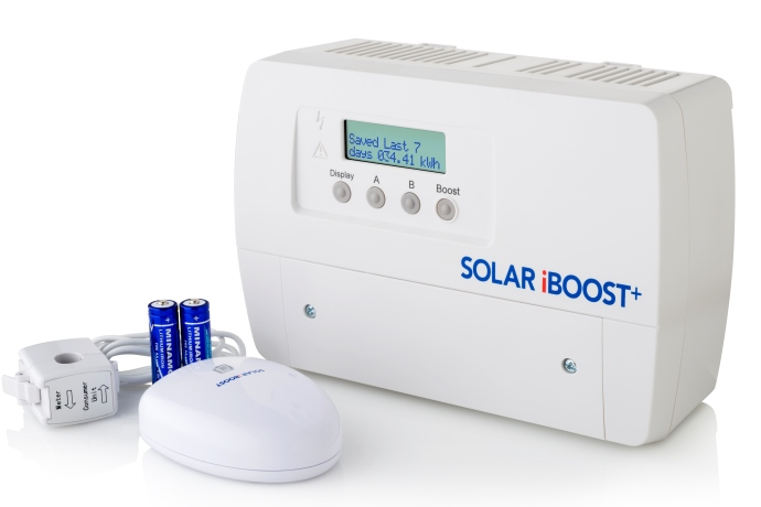 Solar iBoost+ | Wagner Renewables