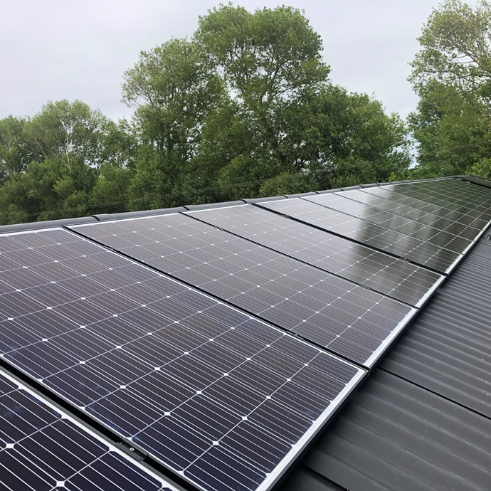 Sidlesham, West Sussex case study | Wagner Renewables