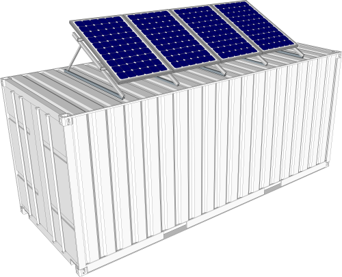 Bespoke Container
