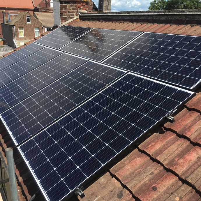 Portsmouth, Hampshire case study | Wagner Renewables