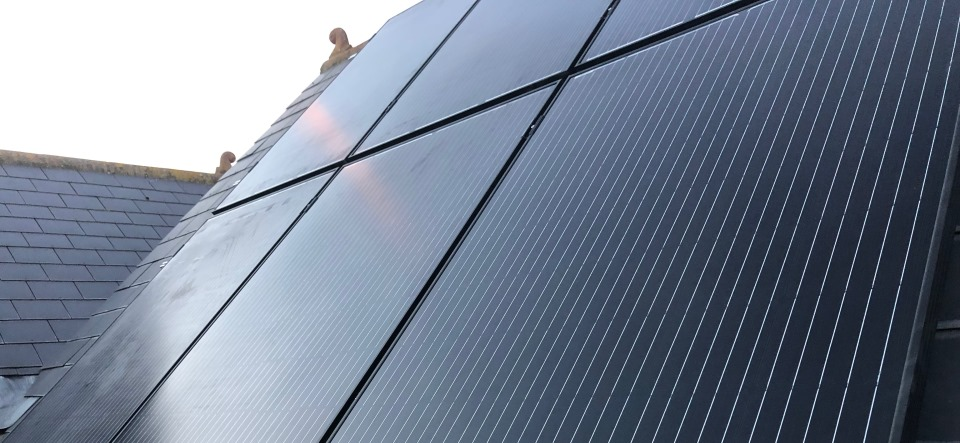 Solar PV installation in Worthing | Wagner Renewables