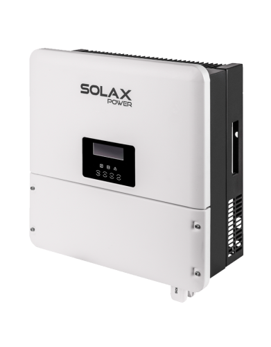SolaX X-Hybrid Battery Bundle