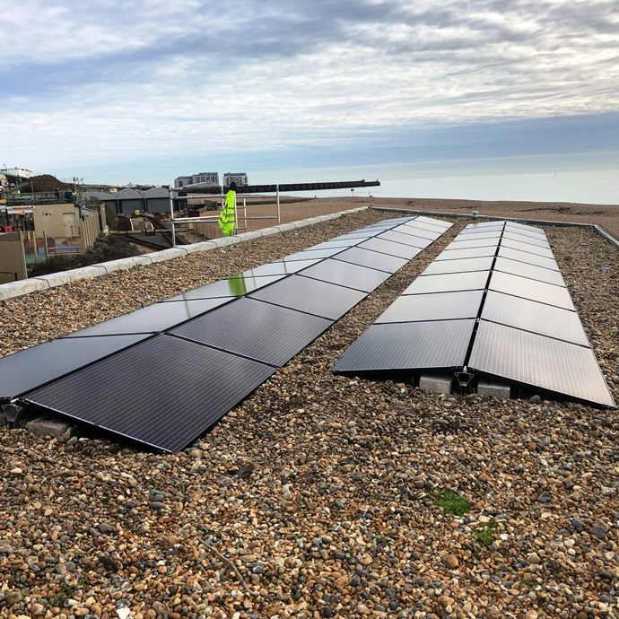 Brighton, West Sussex case study | Wagner Renewables