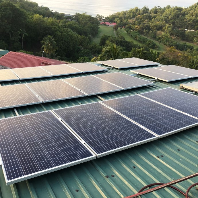 St Lucia, Carribbean case study | Wagner Renewables