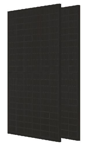 JA Solar 360W All Black
