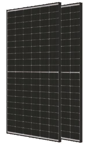 JA Solar 385W Black Frame